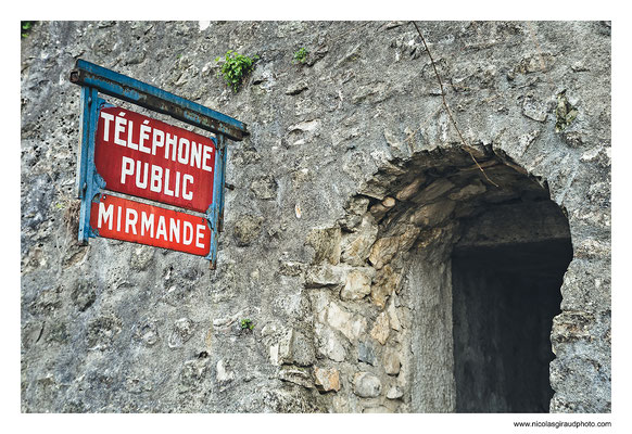 Mirmande - Drôme © Nicolas GIRAUD