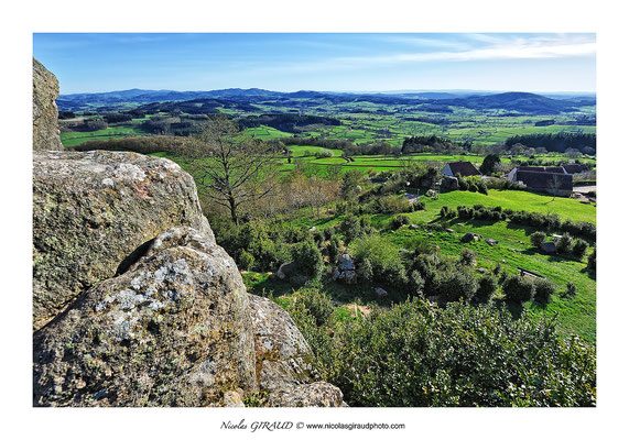 Butte de Suin - Bourgogne © Nicolas GIRAUD