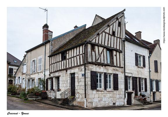 Cravant - Yonne © Nicolas GIRAUD