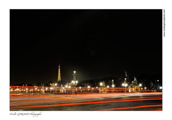 Place de la Concorde - Paris © Nicolas GIRAUD
