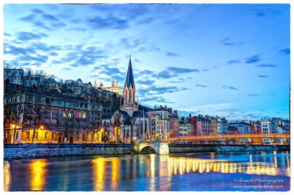 Vieux Lyon © Nicolas GIRAUD