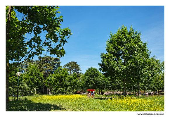 Parc de la Tête d'Or - Lyon © Nicolas GIRAUD