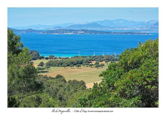Île de Porquerolles © Nicolas GIRAUD