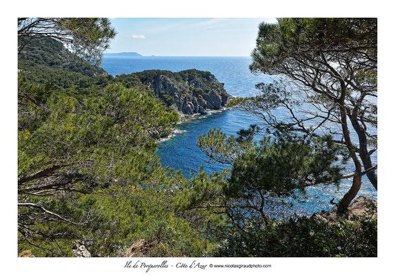 Pointe de Sarranier - Porquerolles © Nicolas GIRAUD