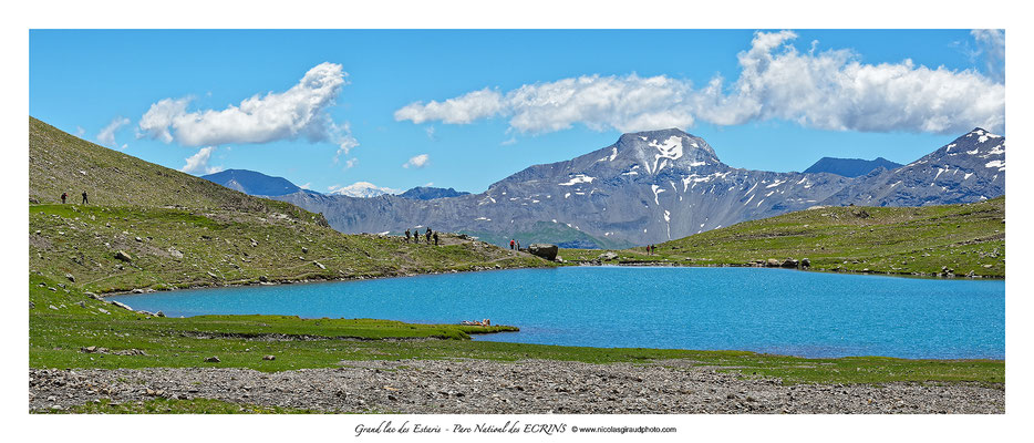 Grand lac d'Estaris - P.N.E. © Nicolas GIRAUD