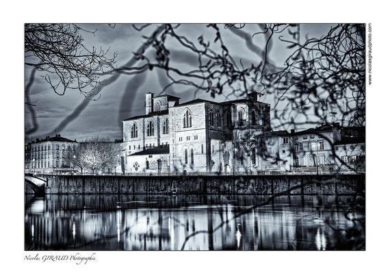 Collégiale St Barnard - Drôme © Nicolas GIRAUD