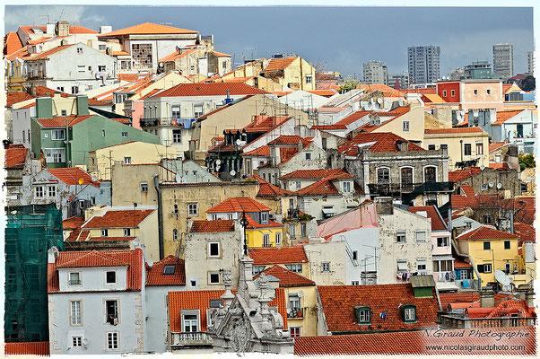 Mouraria - Lisbonne © Nicolas GIRAUD