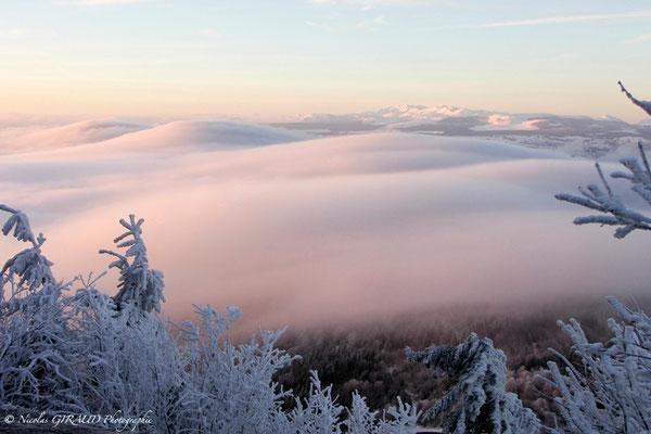 Plateau de Lachamps - P.N.R. des Volcans d'Auvergne © Nicolas GIRAUD