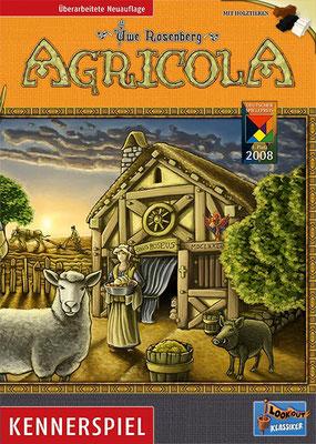 Agricola - Uwe Rosenberg