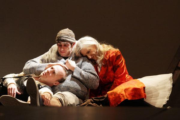 """mit Max Merker und Barbara Grimm in """"Don Quijote"""""""