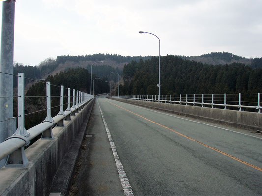 熊本県 奥阿蘇大橋  ; 2009年12月設置 ; ワイヤーテンド
