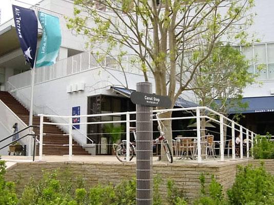 東京都品川区 (商業施設);ワイヤーテンド