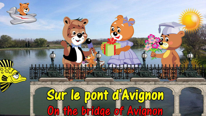Sur le Pont d'Avignon (On the Bridge of Avignon)