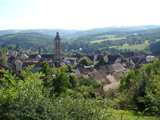 Felletin, au pied du Plateau de Millevaches... avec son marché incontournable !