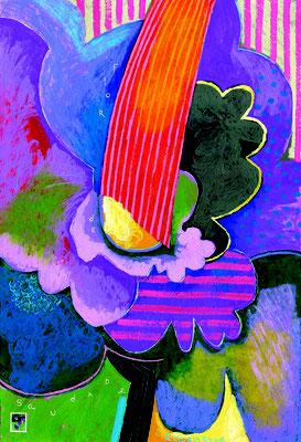 flor de saudade