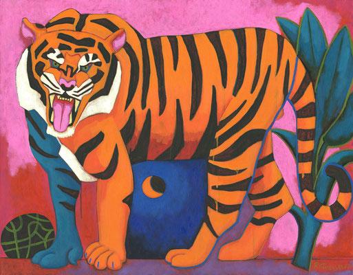 la noche del tigre