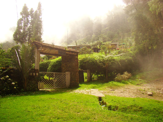 Cabañas de San Lorenzo, Sierra Nevada de Santa Marta