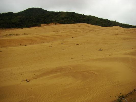 Sector Dunas, Serranía de La Macuira
