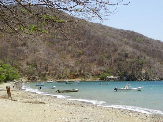 Sector Gairaca, Parque Nacional Tayrona