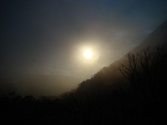 Páramo de Cebolletas, Sierra Nevada de Santa Marta