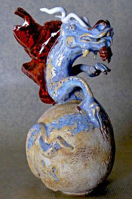 Dragon celadon