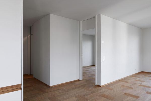 Durchblick 2-Zimmer-Wohnung, Bild © Roman Pulvermüller