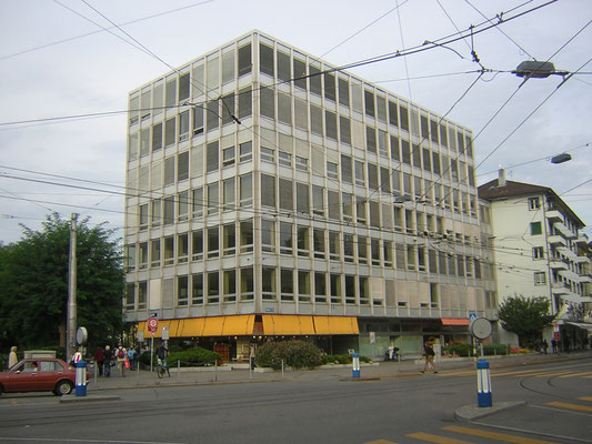 Umnutzung Büros zu Wohnungen, Zürich