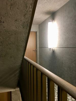 Treppenhausbeleuchtung FUSER von Modular Lighting