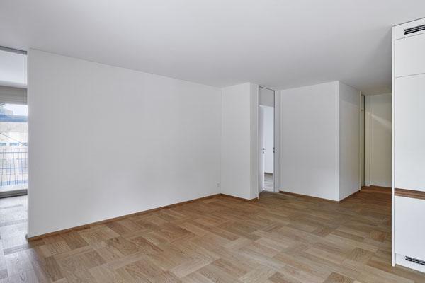 Durchblick 3-Zimmer-Wohnung, Bild © Roman Pulvermüller