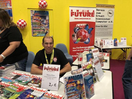 Amiga Future, Männerquatsch Podcast [Sonderfolge #04] Gamescom 2018: Der Retro Rundgang mit allen Ausstellern.