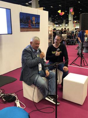 Petro Tyschtschenko und Marco Kautz, Männerquatsch Podcast [Sonderfolge #04] Gamescom 2018: Der Retro Rundgang mit allen Ausstellern.