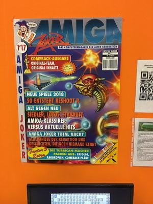 Amiga Joker Ausgabe 01/17, Männerquatsch Podcast [Sonderfolge #01] Gamescom 2017 Interviews