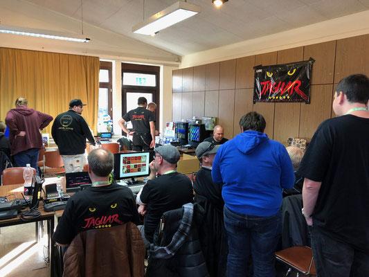 "Männerquatsch Podcast [Bonusfolge #06] Ausflug: European Atari Jaguar Festival ""ejagfest 2018"""