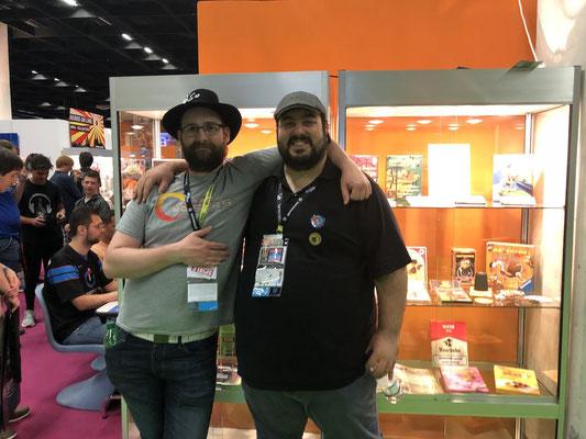 Dengeki Gamer und Sir Pommes, Männerquatsch Podcast [Sonderfolge #04] Gamescom 2018: Der Retro Rundgang mit allen Ausstellern.