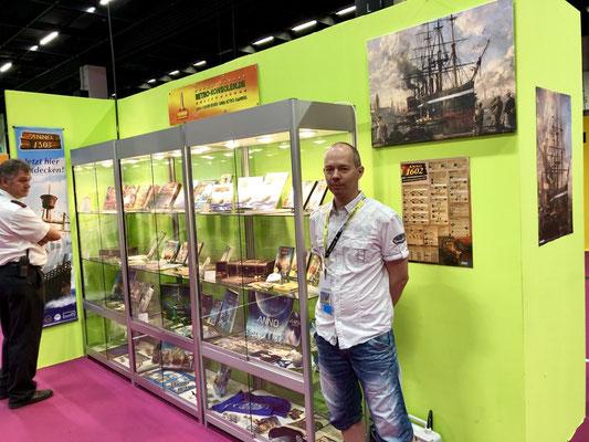 Silvio Laute - Retro-Konsolen.de und Retrogamingevents.de, Männerquatsch Podcast [Sonderfolge #04] Gamescom 2018: Der Retro Rundgang mit allen Ausstellern.