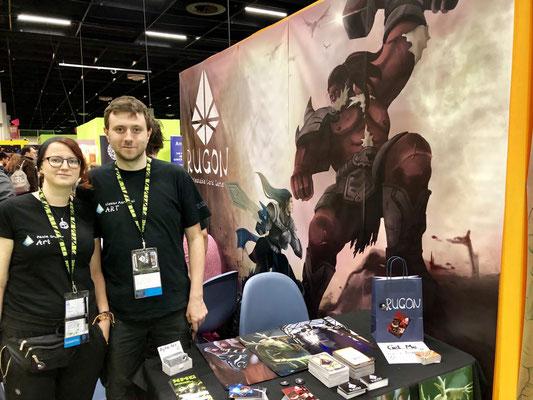 Glaucus Games - Rugon, Männerquatsch Podcast [Sonderfolge #04] Gamescom 2018: Der Retro Rundgang mit allen Ausstellern.