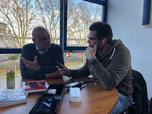 Dr. Martin Mirbach im Interview mit dem Männerquatsch Podcast (Sonderfolge #09)