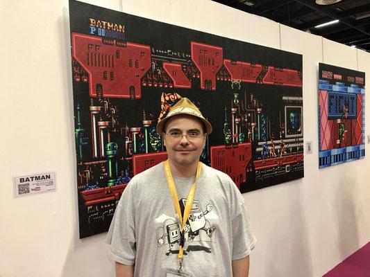 René Meyer - Haus der Computerspiele, Männerquatsch Podcast [Sonderfolge #04] Gamescom 2018: Der Retro Rundgang mit allen Ausstellern.