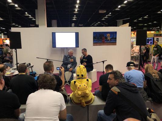 Petro Tyschtschenko und Marco Kautz, Männerquatsch Podcast [Bonusfolge #05] Amiga Legende - Petro Tyschtschenko Interview