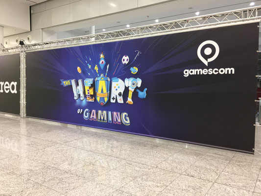 Heart of Gaming, Gamescom Logo, 10 Jahre Gamescom, Männerquatsch Podcast #09 (Ausflug: Gamescom 2017)
