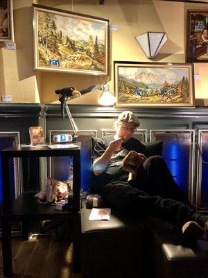 Philipp Eggersglüß von Philart, Pixel Pokal 25. März 2018 im Capitol in Hannover, Männerquatsch Podcast [Bonusfolge #04] Pixelpokal Interviews