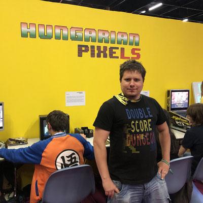 Hungarian Pixels und Double Score Dungeon, Männerquatsch Podcast [Sonderfolge #04] Gamescom 2018: Der Retro Rundgang mit allen Ausstellern.