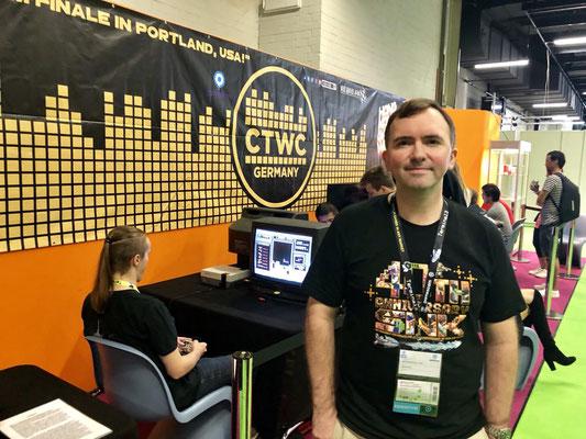 Neo Geo World Tour / CTWC Germany, Männerquatsch Podcast [Sonderfolge #04] Gamescom 2018: Der Retro Rundgang mit allen Ausstellern.