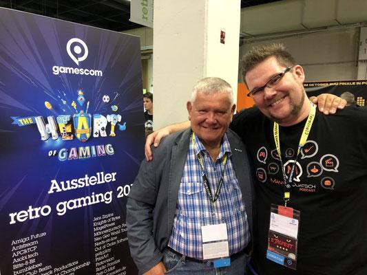 Petro Tyschtschenko und Björn Baranski, Männerquatsch Podcast [Bonusfolge #05] Amiga Legende - Petro Tyschtschenko Interview