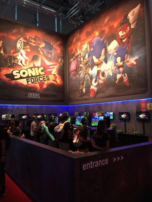 Sega-Stand, Männerquatsch Podcast #09 (Ausflug: Gamescom 2017)