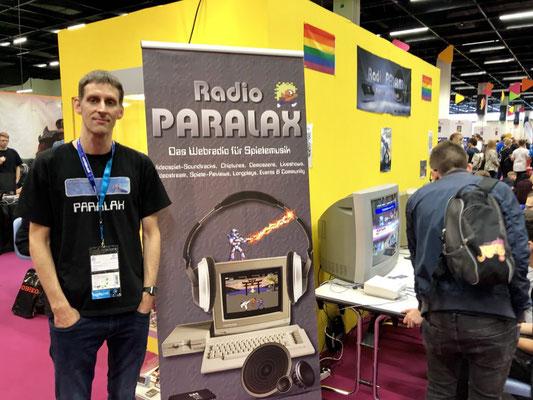 Radio Paralax, Männerquatsch Podcast [Sonderfolge #04] Gamescom 2018: Der Retro Rundgang mit allen Ausstellern.
