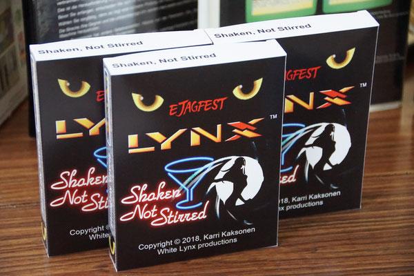 """Lynx Homebrew-Spiel: Shaken not Stirred von Karri Kaksonen, Männerquatsch Podcast [Bonusfolge #06] Ausflug: European Atari Jaguar Festival """"ejagfest 2018"""""""