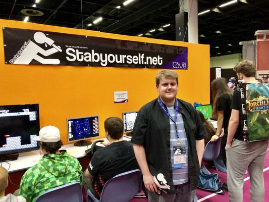 Stabyourself, Männerquatsch Podcast [Sonderfolge #04] Gamescom 2018: Der Retro Rundgang mit allen Ausstellern.