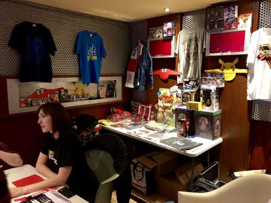 Regine Sime Teil des Organisationsteams des Pixel Pokal 25. März 2018 im Capitol in Hannover, Männerquatsch Podcast [Bonusfolge #04] Pixelpokal Interviews