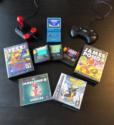 In Folge #48 des Männerquatsch Podcast sprechen wir über James Pond für die Nintendo Switch